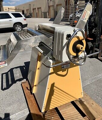$12000 • Buy Rondo SSO-68C Dough Sheeter W/Cutting, MFG 2006 Used Great Condition