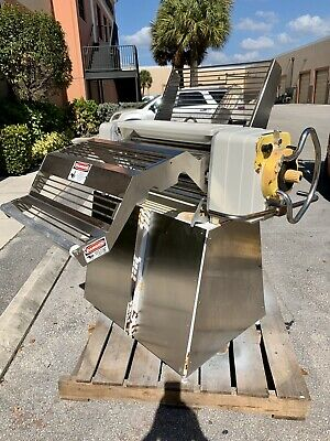 $10500 • Buy Rondo SSO-68C Dough Sheeter W/Cutting, MFG 2005 Used Great Condition