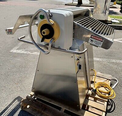 $9500 • Buy Rondo SSO-68C Dough Sheeter W/Cutting, MFG 1996 Used Great Condition