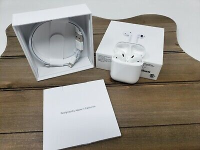 $ CDN103.23 • Buy Apple AirPods 2nd Generation With Charging Case - White *USED*