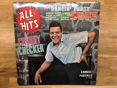 Chubby Checker - All The Hits For Your... - 1962 Vinyl LP - Parkway P 7014 • 1.99£