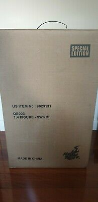 AU899 • Buy Hot Toys QS003 Boba Fett Special Edition 1/4 Star Wars Collectable Figure
