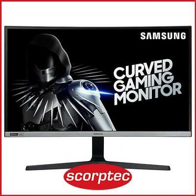 AU326.70 • Buy Samsung LC27RG50FQEXXY 27inch Curved 240Hz VA Gaming Monitor