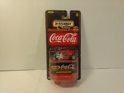 AU7.71 • Buy Matchbox Collectibles Coca-Cola 1933 Ford Coupe 1:64 Scale Diecast Dc2939
