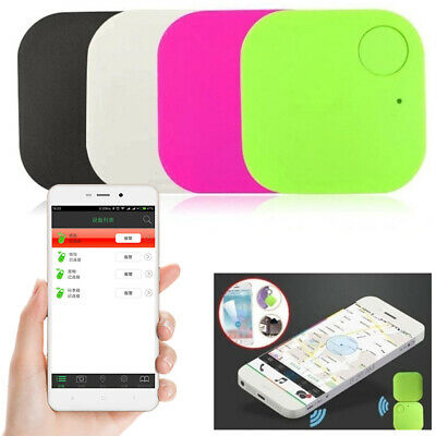 GPS Locator Trackr Wallet Keys Car Alarm Tracker Kids Realtime Pets Finder • 3.58£