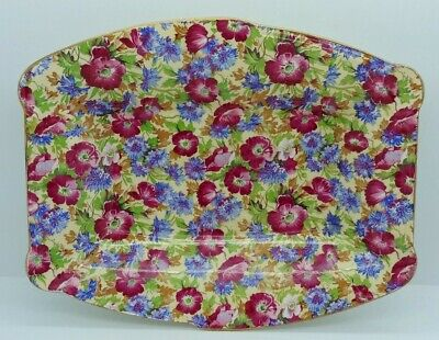 $ CDN42.15 • Buy Beautiful Vintage Royal Winton Grimwades Floral Chintz Dish