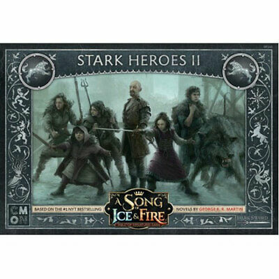 £32.80 • Buy Stark Heroes 2: A Song Of Ice And Fire Expansion - Brand New & Sealed