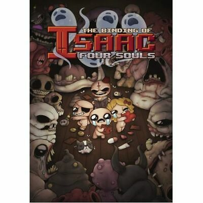AU72.39 • Buy The Binding Of Isaac: Four Souls - Brand New & Sealed