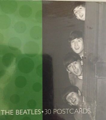 The Beatles Postcards Collection 10 X 3 Designs 30 In Total A6 Size - New Sealed • 4.98£