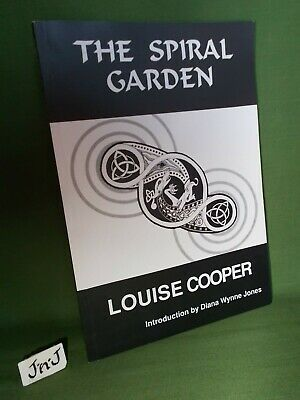 Louise Cooper The Spiral Garden Signed Numbered Limited Edition Paperback 2000 • 14.99£