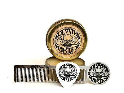 Death Grip Moustache Styling Kit • 21.44£