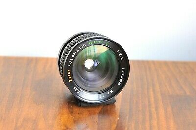 AU169.95 • Buy ZELAR Automatic 28mm  F/2.8 For Pentax M42 Screw Mount  W/ Case  , Made In Japan