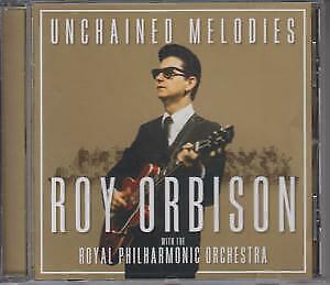 $7.96 • Buy ROY ORBISON WITH THE ROYAL PHILHARMONIC ORCHESTRA Unchained Melodies CD 15 Tra