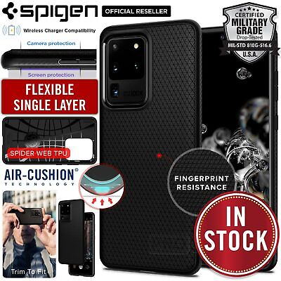 AU19.99 • Buy For Samsung Galaxy S20/Plus/Ultra/5G Case SPIGEN Liquid Air Armor TPU Soft Cover
