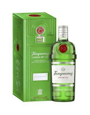 AU68.88 • Buy Tanqueray London Dry Gin In A Gift Tin Box 700mL @ 40% Abv