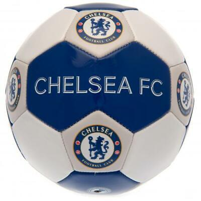 Chelsea FC Football Size 3 Blue White CFC Recreation Gift • 14.99£