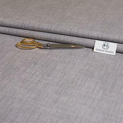 Soft Twill Pale Lilac Upholstery Fabric By The Metre, Ideal For Soft Furnishings • 6.97£