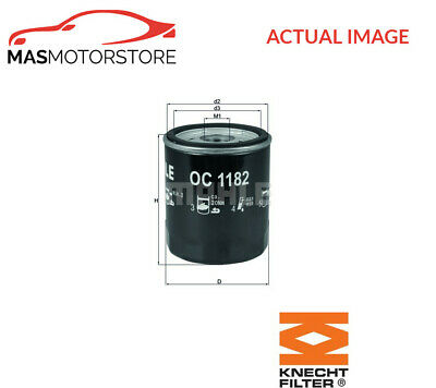 AU35.64 • Buy Engine Oil Filter Knecht Oc 1182 G New Oe Replacement