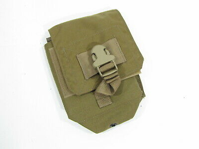 $9.99 • Buy US Military Issued Eagle Coyote Tan MC-AP-M60-MS-COY Ammo Dump Pouch P3