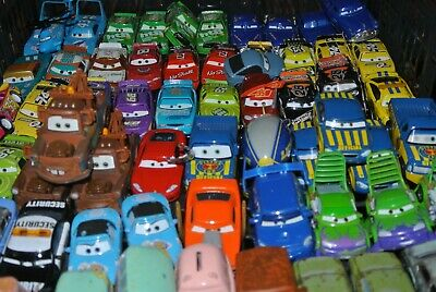 Disney Toy Cars 1 Vehicles Lightning Mcqueen The King Chick Hicks Leakless Dale • 5.99£