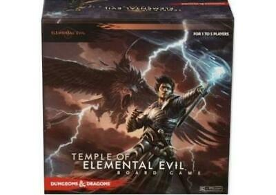 AU120.16 • Buy Dungeons & Dragons: Temple Of Elemental Evil Board Game - Brand New & Sealed