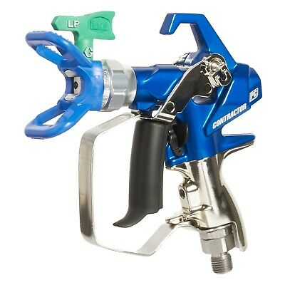 New Graco Contractor PC Compact Airless Paint Spray Gun 19Y350 17Y043 288420 • 203.86£