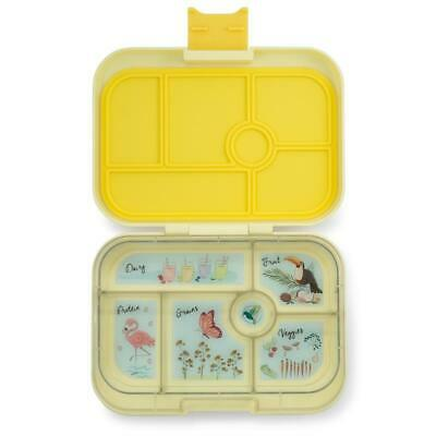 AU39.95 • Buy NEW Yumbox Original Lunch Box -  Bento Box - 6 Compartments - Sunburst Yellow