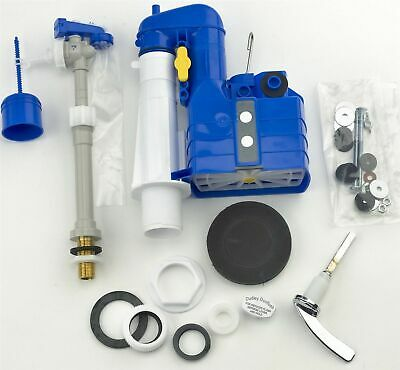 Dudley Turbo 88 Complete DIY Replacement Fill Valve, Syphon Handle Fitting Kit • 39.99£