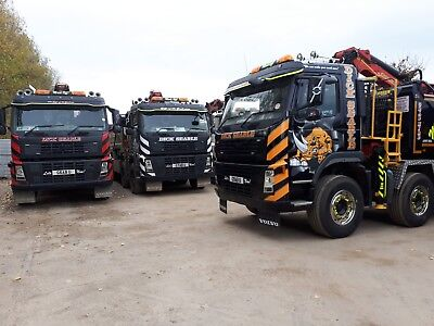 £255 • Buy Grab Lorry Tipper Truck Hire In Cambs 4 Your Muck Concrete Hardcore Grabbed Away