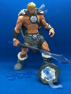 $29.95 • Buy Motu Masters Of The Universe 200x Ice Armor He-man Loose Complete