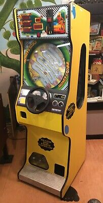 .£1 Coin Operated Driving Skill Prize End The Pier Amusement Machine • 350£
