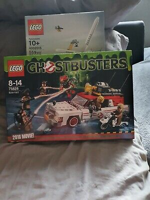 Lego 75828 Ghostbusters Ecto-1 And 2 Brand New And Sealed • 49.99£