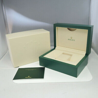 $ CDN286.75 • Buy ROLEX DATEJUST WATCH BOX CASE SUISEE 39139.04 100%Authentic CF7664-4 SA1