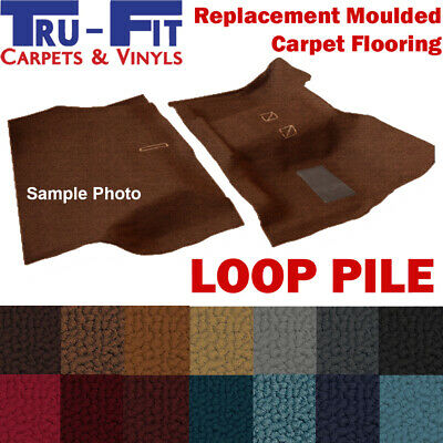 AU180 • Buy Moulded Car Carpet Front & Rear To Fit Ford F100, F150, F250, F350 1968 - 1981
