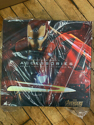 $ CDN132.58 • Buy Marvel Hot Toys IRON MAN MK 50 ACCESSORIES L ACS 004 1/6 Avengers New NO RESERVE