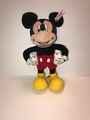 $130 • Buy Steiff Wooden Mickey Mouse Doll