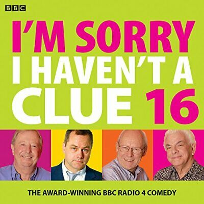 £10.87 • Buy Im Sorry I Havent A Clue 16 The Award Winning BBC Radio 4 Comedy