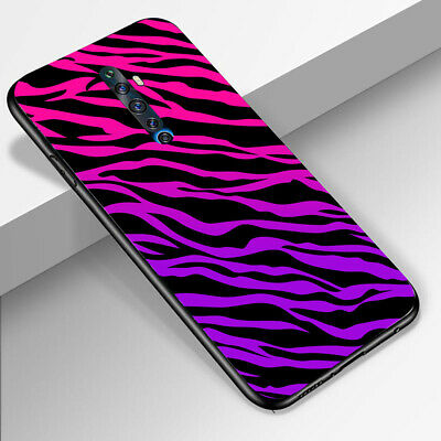 AU13.50 • Buy OPPO AX7/A73/A57/A9 2020/AX5/A91/A52 Case Soft TPU Cover Colorful Zebra Print
