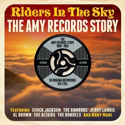 Riders In The Sky The Amy Records Story 1960-1962 • 7.81£