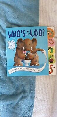Whos In The Loo Childrens Book • 0.99£