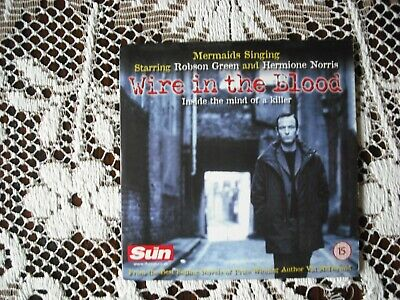 £0.99 • Buy Sun Promo Dvd - Wire In The Blood - Mermaids Singing- Robson Green