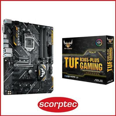 AU235.15 • Buy ASUS TUF B365-PLUS Gaming Motherboard