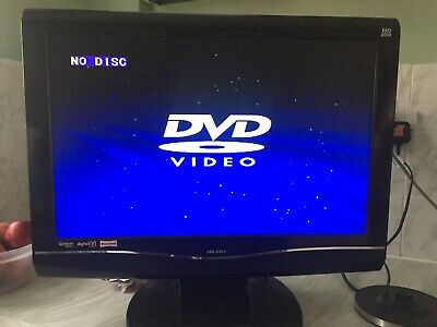 """22"""" Bush Freeview HD LCD TV With Docking For Ipod.     Collection In Person • 15£"""