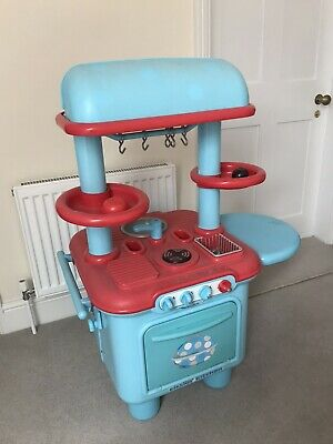 Early Learning Centre Toy Kitchen With Accessories • 15£