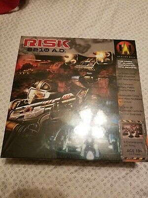 $29.98 • Buy Risk 2210 AD Board Game UNPUNCHED Complete Avalon Hill Global Domination Moon