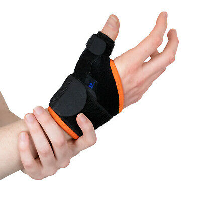 £6.49 • Buy Dual Thumb Support Splint For Hand – Arthritis Aid Pain Relief Spica