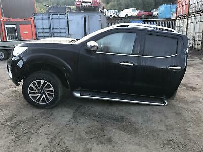 2017 Nissan Navara D23 Np300 Double Cab Bare Cab Shell Only - No Vat • 1,000£