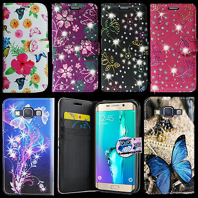 £3.96 • Buy For Samsung Galaxy A9 2019 Pu Leather Wallet Book Flip Protect Phone Case Cover