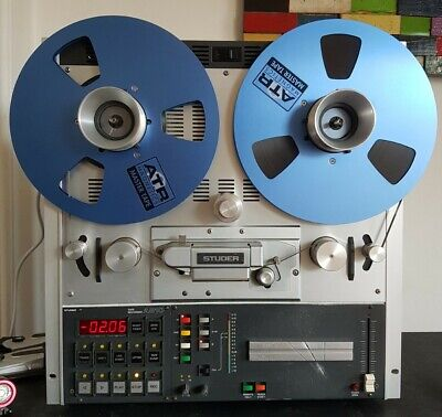 $3186.86 • Buy Studer A810 Mastering Reel To Reel 15/7.5IPS Serviced