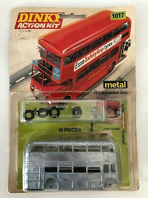 $ CDN39.99 • Buy Vintage Dinky #1017 Action Kit Metal Routemaster Double Decker Bus New